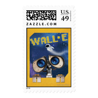 WALL-E 2 STAMPS