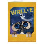 WALL-E 2 TARJETA DE FELICITACIÓN