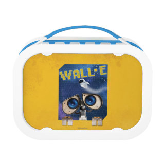 WALL-E 2 YUBO LUNCHBOXES