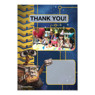 Wall-E Birthday Thank You Cards Personalized Announcements