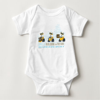 WALL-E Building Future Baby Bodysuit