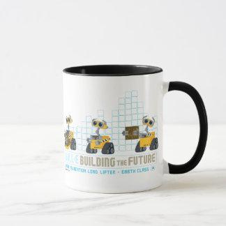 WALL-E Building Future Mug