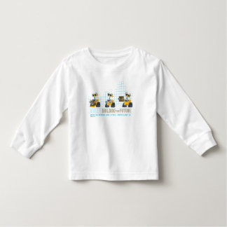 WALL-E Building Future Toddler T-shirt