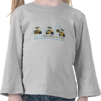 WALL-E Building Future T Shirt