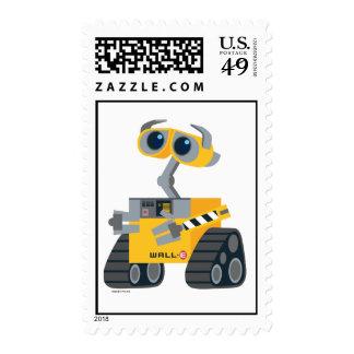 WALL-E Cartoon Stamps