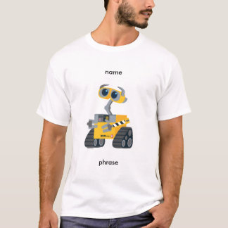 WALL-E Cartoon T-Shirt