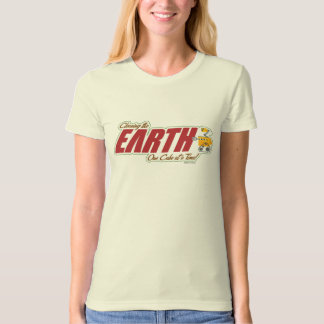 """WALL-E """"cleaning the EARTH one cube at a time"""" T Shirt"""