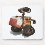 WALL-E con el iglú del refrigerador de la caja del Alfombrilla De Ratón
