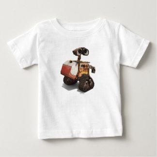 WALL-E con el iglú del refrigerador de la caja del T-shirt