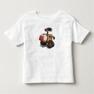 WALL-E con el iglú del refrigerador de la caja del Tee Shirt