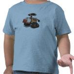 WALL-E con el iglú del refrigerador de la caja del Camisetas