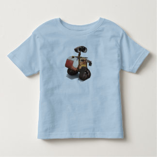 WALL-E con el iglú del refrigerador de la caja del Tee Shirts
