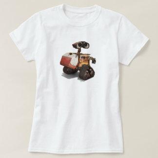 WALL-E con el iglú del refrigerador de la caja del Polera