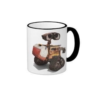 WALL-E con el iglú del refrigerador de la caja del Taza De Dos Colores