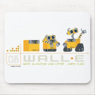 WALL-E crece Alfombrilla De Raton