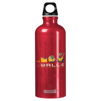 WALL-E crece Botella De Agua