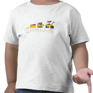WALL-E crece Camisetas