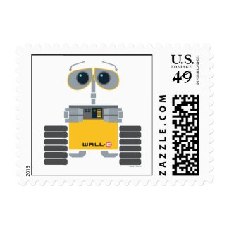 WALL-E Cute Cartoon Postage Stamp
