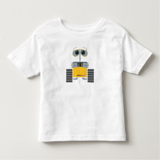 WALL-E Cute Cartoon Toddler T-shirt