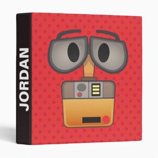 WALL-E Emoji Binder