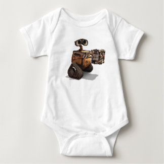 WALL-E Gives Baby Bodysuit