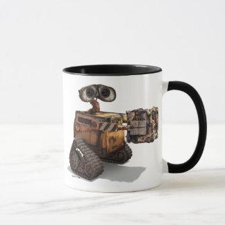 WALL-E Gives Mug