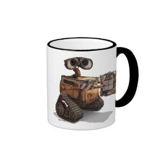 WALL-E Gives Coffee Mug