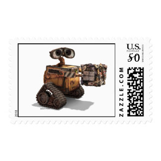 WALL-E Gives Postage