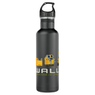 WALL-E grows Water Bottle