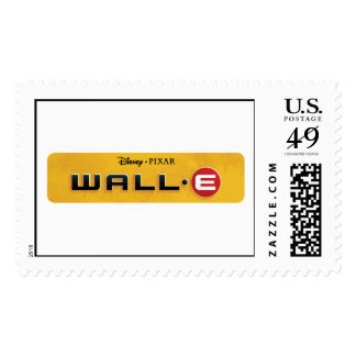 WALL-E Logo Postage