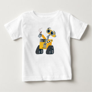 WALL-E Picking Up A Treasure Baby T-Shirt