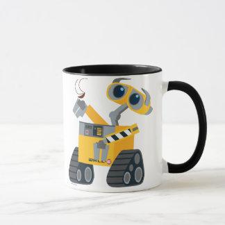 WALL-E Picking Up A Treasure Mug