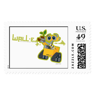 WALL-E Plant Disney Postage
