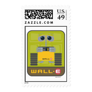 WALL-E STAMPS
