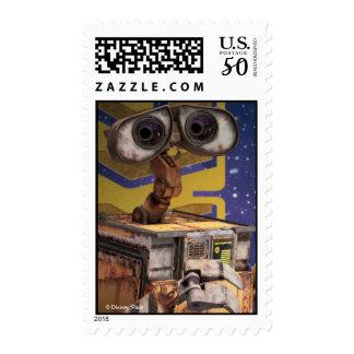 Wall-E Postage