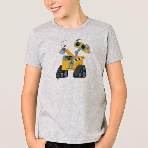 WALL-E que coge un tesoro Playera