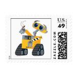 WALL-E que coge un tesoro Sellos