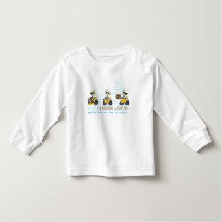 WALL-E que construye futuro T Shirts