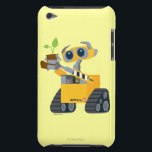 "WALL-E robot sad holding plant iPod Touch Case-Mate Case<br><div class=""desc"">WALL-E robot sad holding plant</div>"