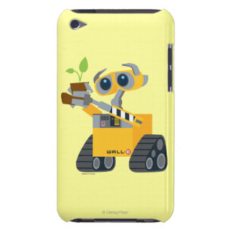 WALL-E robot sad holding plant iPod Touch Case-Mate Case