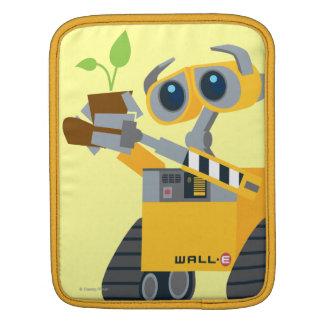 WALL-E robot sad holding plant Sleeve For iPads