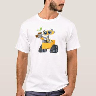 WALL-E robot sad holding plant T-Shirt
