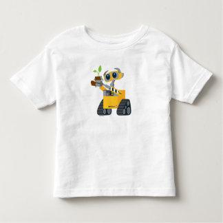 WALL-E robot sad holding plant Tee Shirt