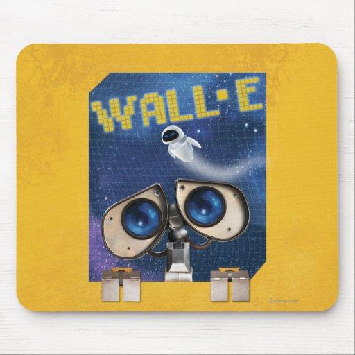 WALL-E TAPETES DE RATON
