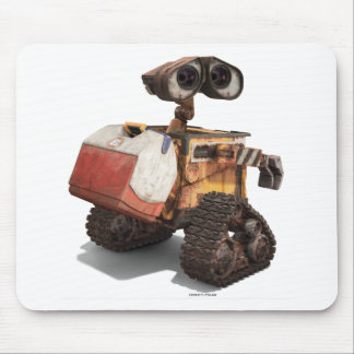 WALL-E with lunchbox cooler igloo Mouse Pad