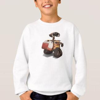 WALL-E with lunchbox cooler igloo Sweatshirt
