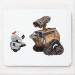WALL-E y MES Alfombrillas De Raton