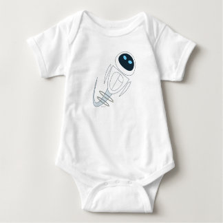 WALL*E's Eve flying Disney Baby Bodysuit