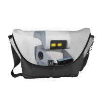 WALL-E'S M-O MESSENGER BAGS at Zazzle
