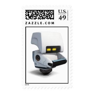 WALL-E'S M-O POSTAGE
